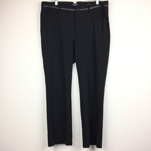 NYDJ black dress pants Size 16P style PS114F0758